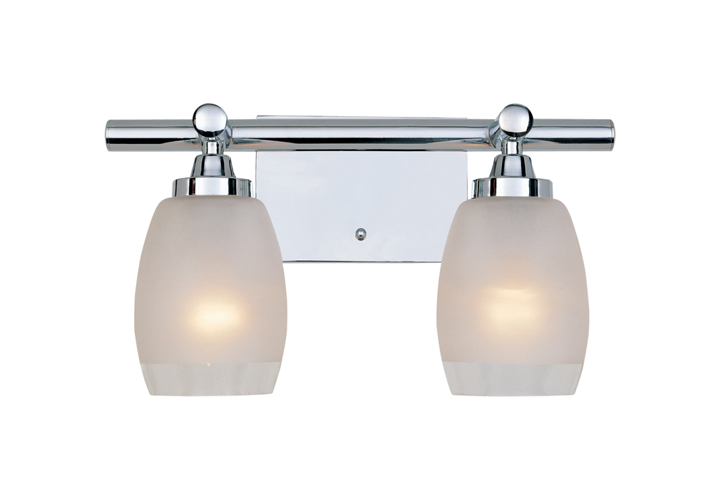 2 Light Bath Bar