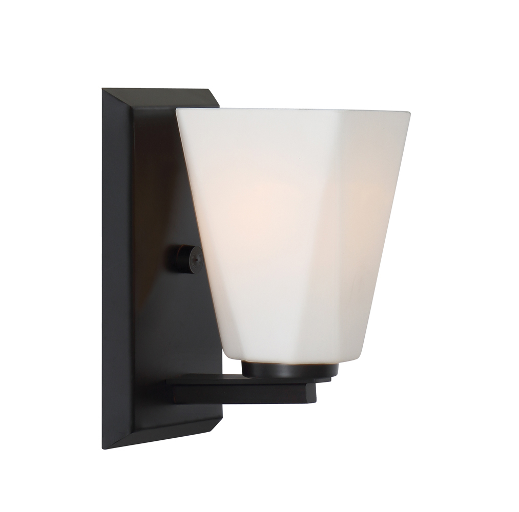 Cornerstone 1 light Wall Sconce