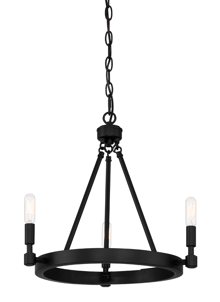 Fiora 3 Light Chandelier